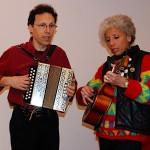 Jordi i Cecilia Bellorín 2010